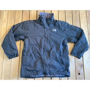 The North Face Men's Waterproof Hyvent Zip Jacket